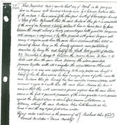 1829 Deed of Conveyance 1- Lewis Adams from Richard Blue
