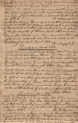 1823 Free Negro - Thomas Baxter Sumter SC