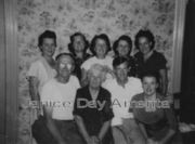 Grandparents anniverary 1950