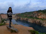 Agnes Chong·神秘的蓝湖 之4