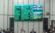 Sessão Legislativa - Aprovação Fórum Permanente