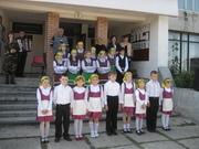 """ансамбъл """"Въгленче"""" Молдова, Кантемирски район"""