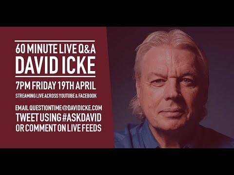 David Icke - Live Q&A (April 19th 2019)