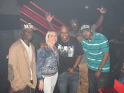 L to R EP The Producer, Ash, Too Short & DJ Deals
