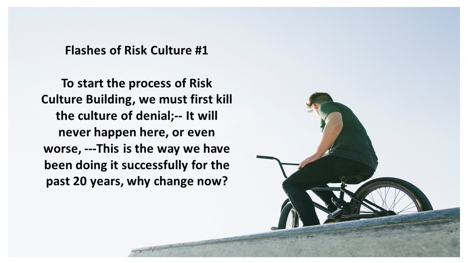 Flashes of Risk Culture 1