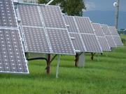 fotovoltaická elektráreň - 1 MW