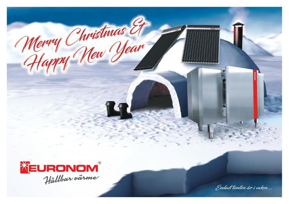 Šťastné a veselé Vianoce Vám praje Euronom.sk
