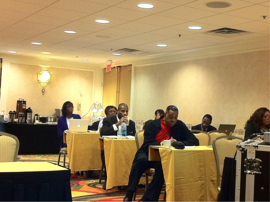 Black Staff Forum 2011