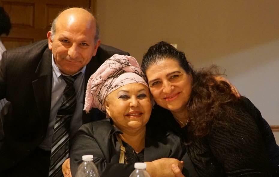 With Esma Redzepova
