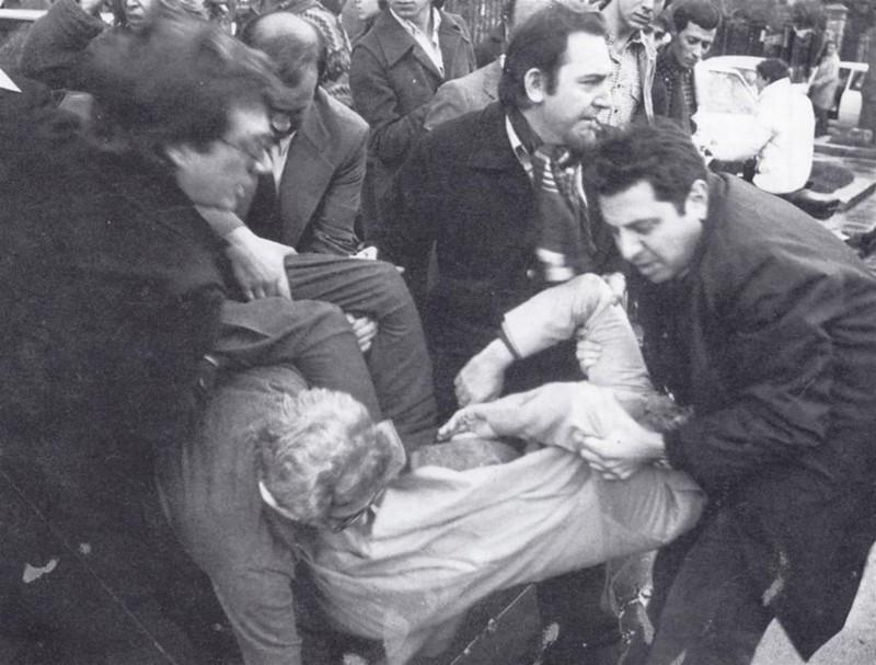 1980: Murder of Mattarella