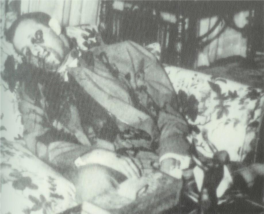 """1947: Murder of """"Bugsy"""" Siegel"""