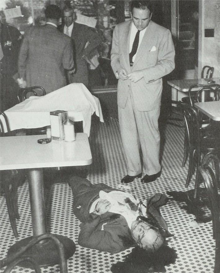 1951: Murder of Willie Moretti