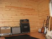 Full Spectrum Studios Wood Room