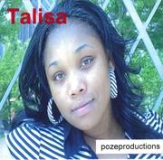 Talisa Album Cover