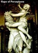 Rapto de Persefone por Plutón