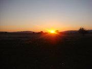 მზე როცა მიიწურება ცაც გაწითლდება