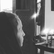 ისმენდა სანთელი ჩუმ ვედრებას და უფლისგან მოჰქონდა ნათელი