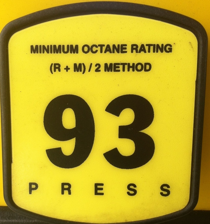 Fuel Rating in USA
