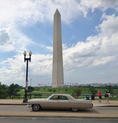 Monumental Cadillac