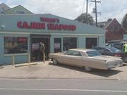 Caddy Cajun style!