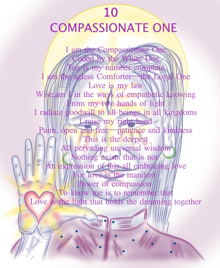 10 Compassionate One