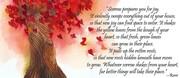 Sorrow prepares you for joy - Rumi