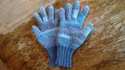 Fingerhandschuhe gefilzt