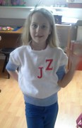 sportlicher kinderpulli