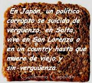 REBANADA DE PAN de Guillermo Capellán