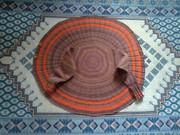 Kreisjacke liegend