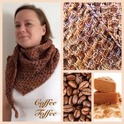 Coffee Toffee Tuch