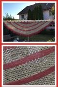 Swiss Wulle Festival Schal