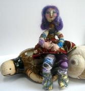 Sculptured Doll 2
