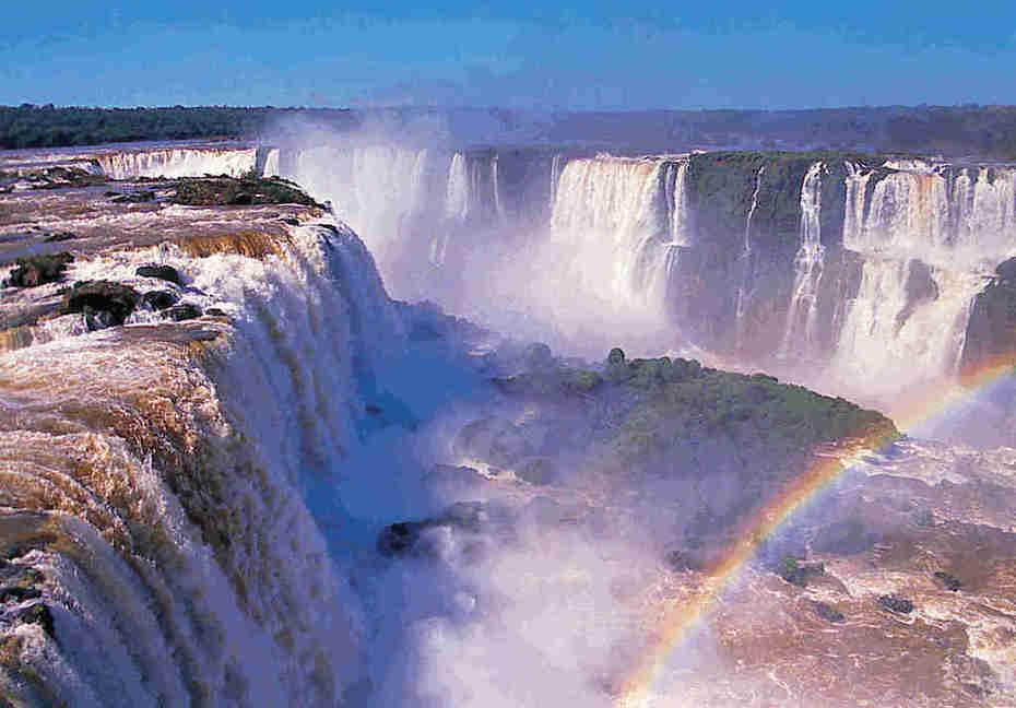 Cataratas del Iguazu - Misones