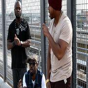 London Video Shoot