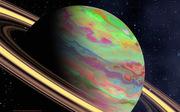 Saturno Brillante de bello