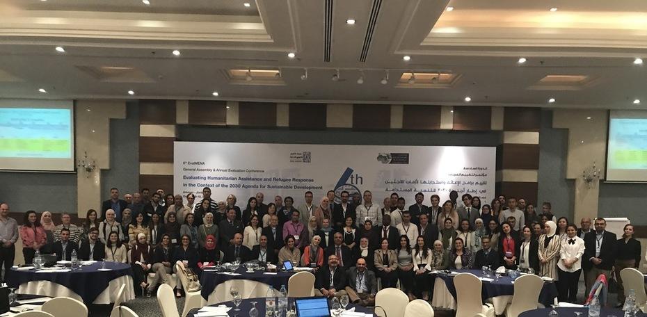 6th EvalMENA Conference 2017 - Amman, Jordan