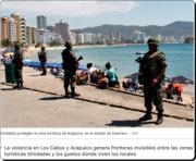 zona turística de Acapulco 2018