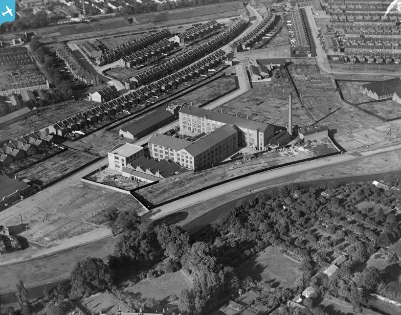 Maynards Factory, Harringay, 1921 (3 of 3)