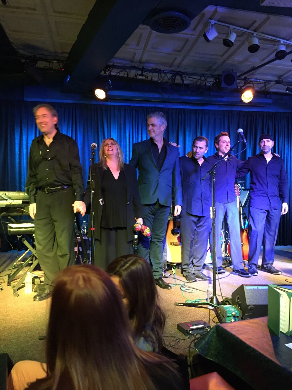 Renaissance at Rams Head on Stage, Annapolis, MD, October 11, 2015