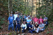 Group Hike Nov. 10th 2012