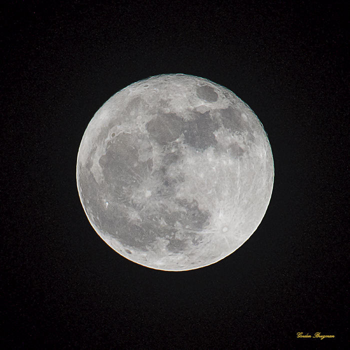 Super Moon Dec 3, 2017