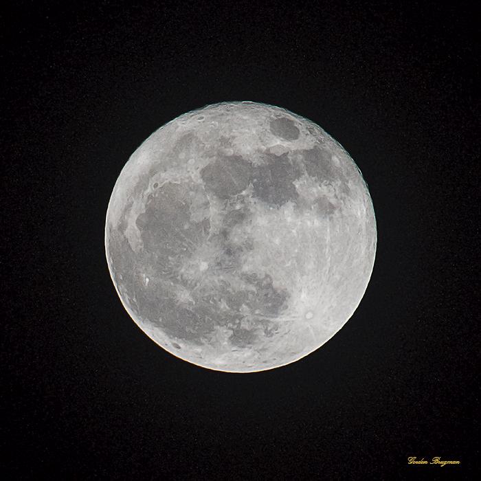 Super Moon Dec 3, 2017