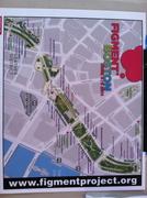Figement Boston 2011 Map