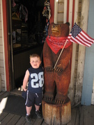 Virginia City, NV- Colin & Friend