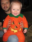 Liam's First Halloween