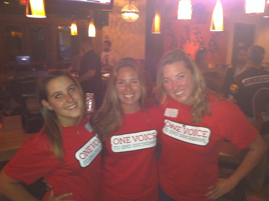 Charity Challenge event at Ember hosted by Kforce!