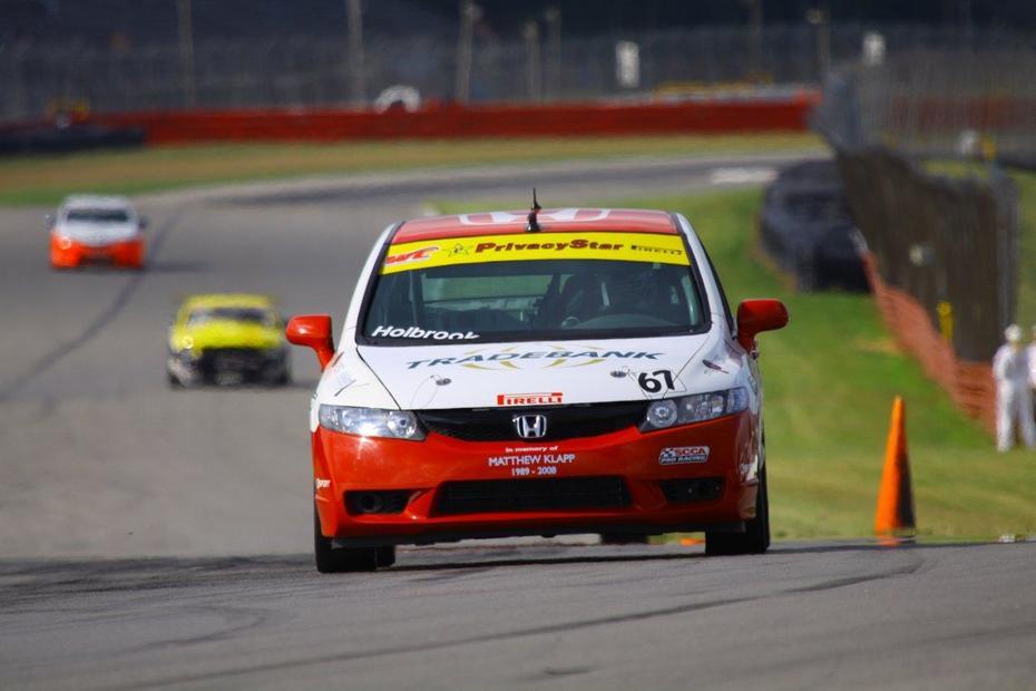 Pirelli World Challenge Touring Car Round 7&8 Mid Ohio By: Chris Schutze