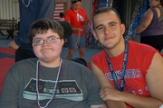 Noah and his awesome counselor