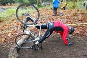 Cyclocross Push Ups...the newest fitness rage